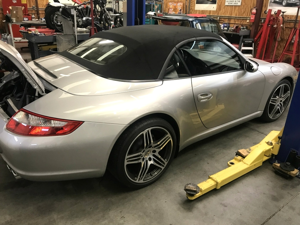 Porsche Service Knoxville Tn EuroHaus Porsche Repair