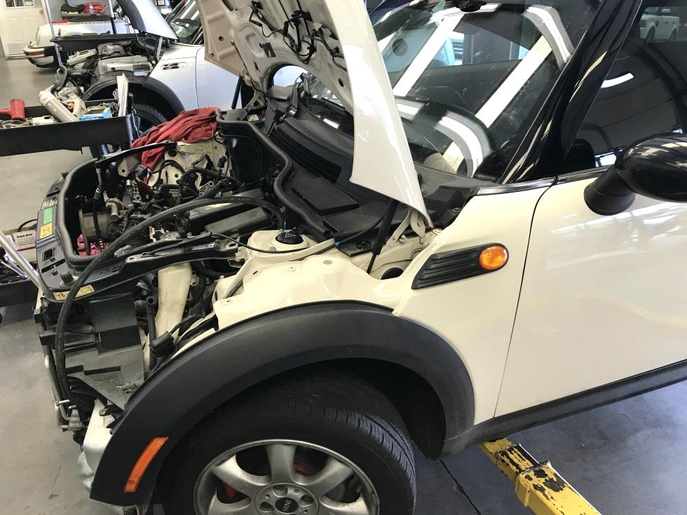 MINI Cooper Service EuroHaus MINI Cooper Repair