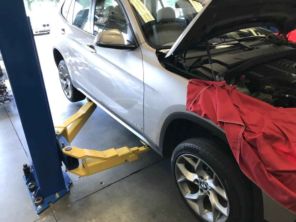 BMW X1 Service and Repair EuroHaus BMW Repair