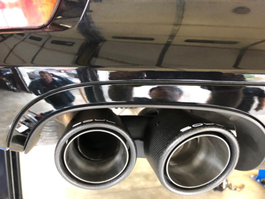 Porsche 991 SOUL Exhaust  EuroHaus Porsche Repair