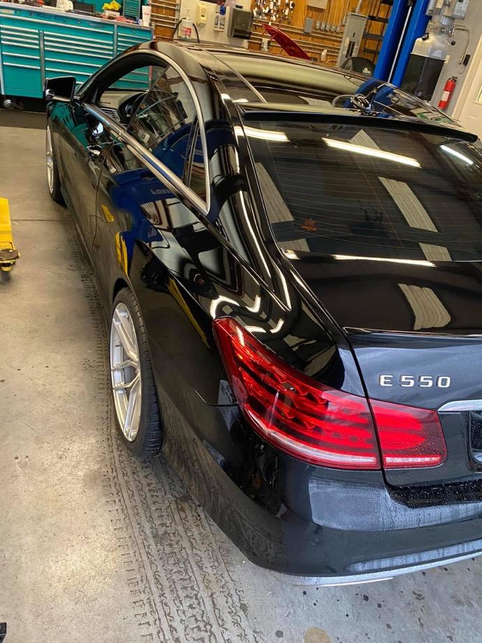 Mercedes Benz E550 Lowering Springs EuroHaus Mercedes Repair