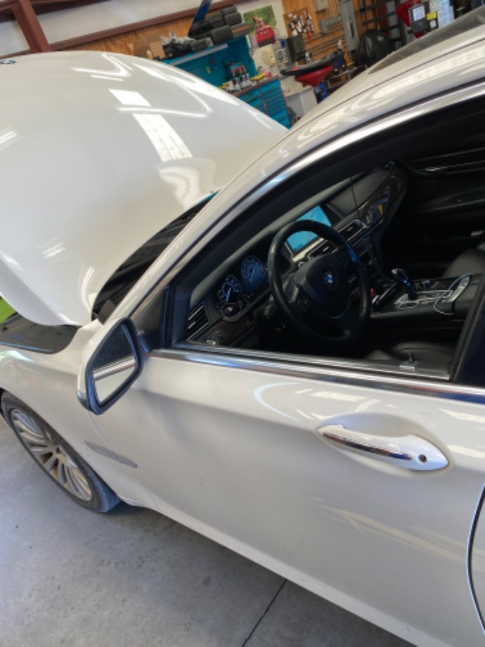 BMW 750Li Service  EuroHaus BMW Repair
