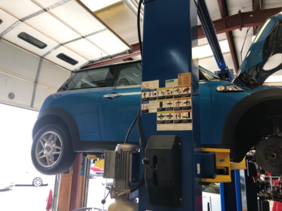 MINI Cooper Clutch and Flywheel Repair  EuroHaus MINI Cooper Repair