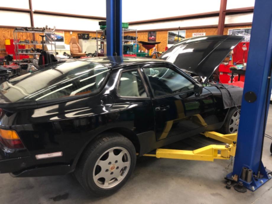 Porsche 944 Repair EuroHaus Porsche Repair