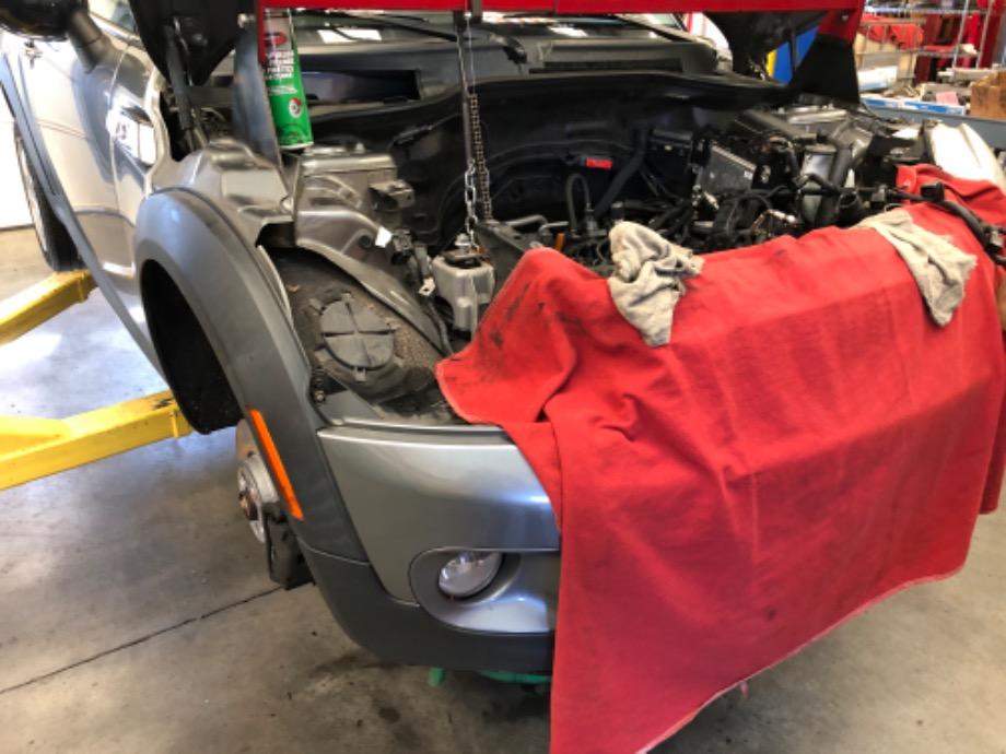 MINI Cooper Engine Rebuild EuroHaus MINI Cooper Repair