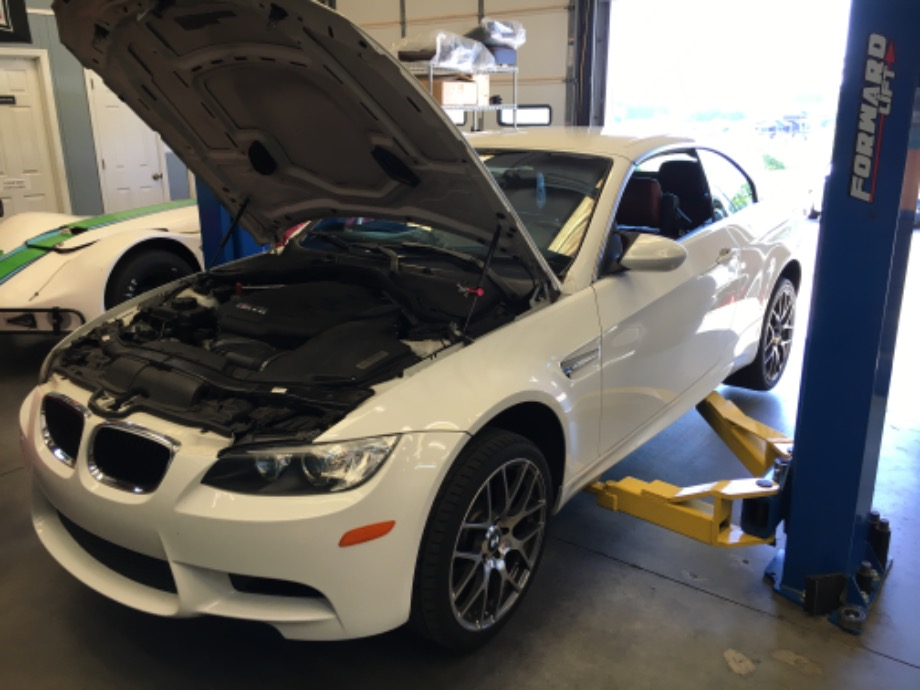 E93 BMW M3 Maintenance EuroHaus BMW Repair