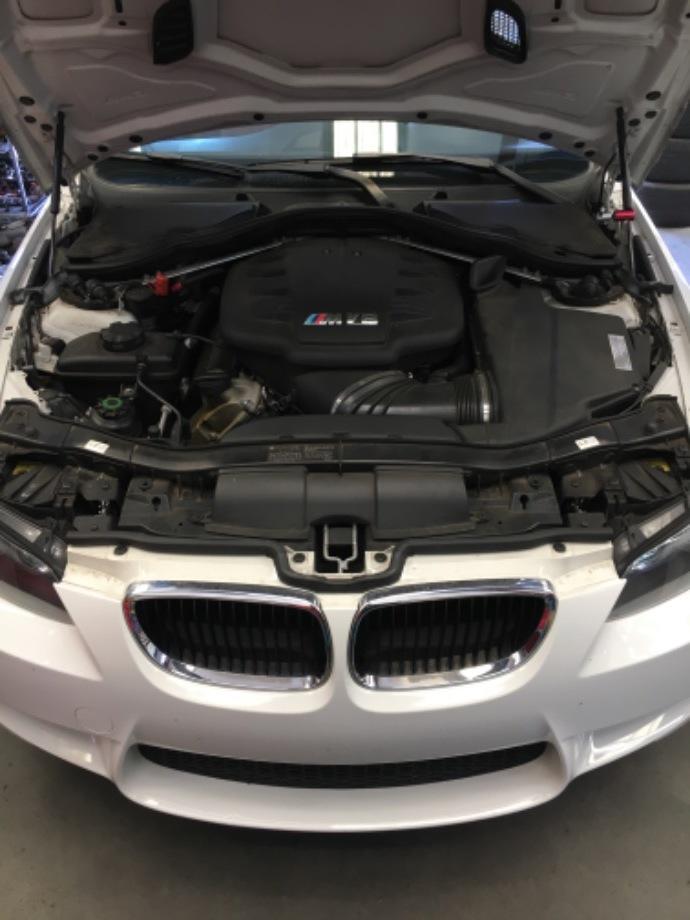 E93 BMW M3 Maintenance EuroHaus BMW Repair