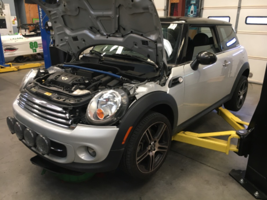 MINI Cooper Performance Upgrades EuroHaus MINI Cooper Repair
