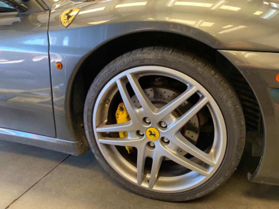 Ferrari F430 Spider Repair EuroHaus Ferrari Repair