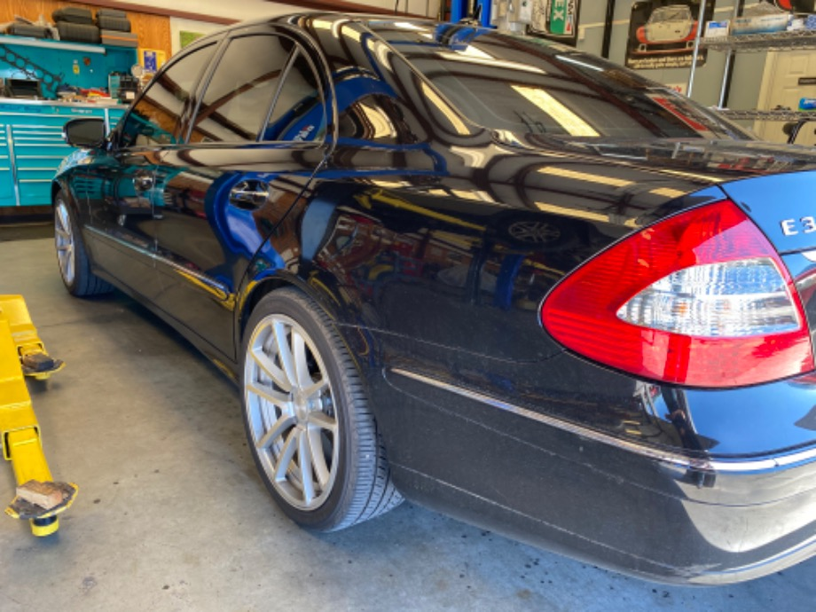 Mercedes Benz E Class Lowering Springs EuroHaus Mercedes Repair