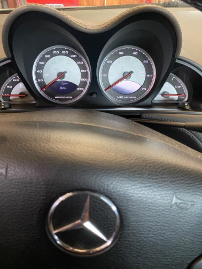 Mercedes Benz SL65 AMG Brake Service EuroHaus Mercedes Repair