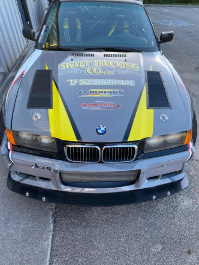 BMW E36 M3 Turbo Drift Car EuroHaus BMW Repair