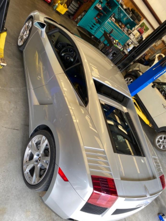 Lamborghini Gallardo Repair EuroHaus Lamborghini Repair