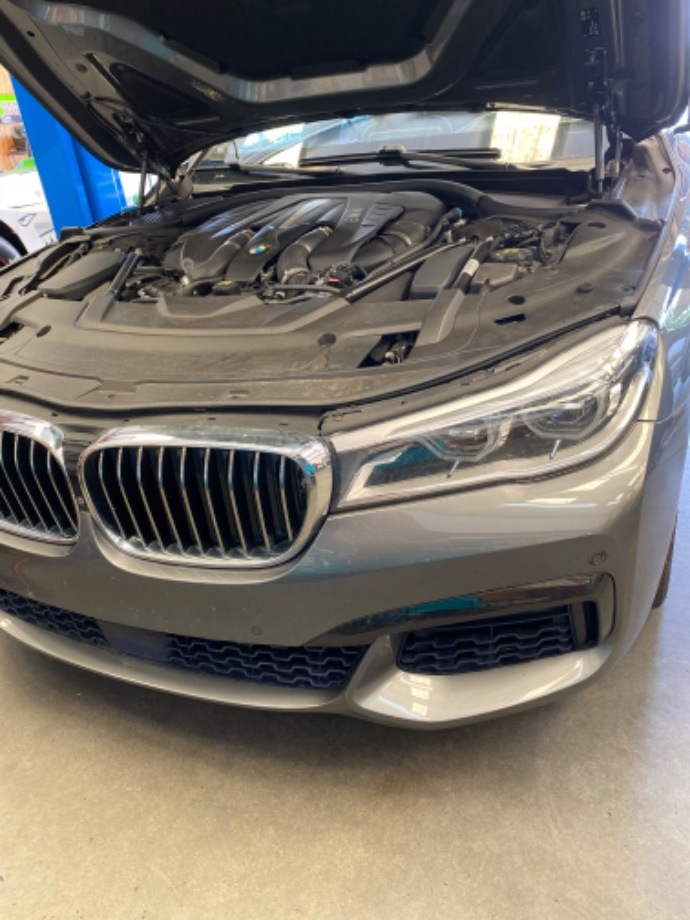 BMW 750i Repair EuroHaus BMW Repair