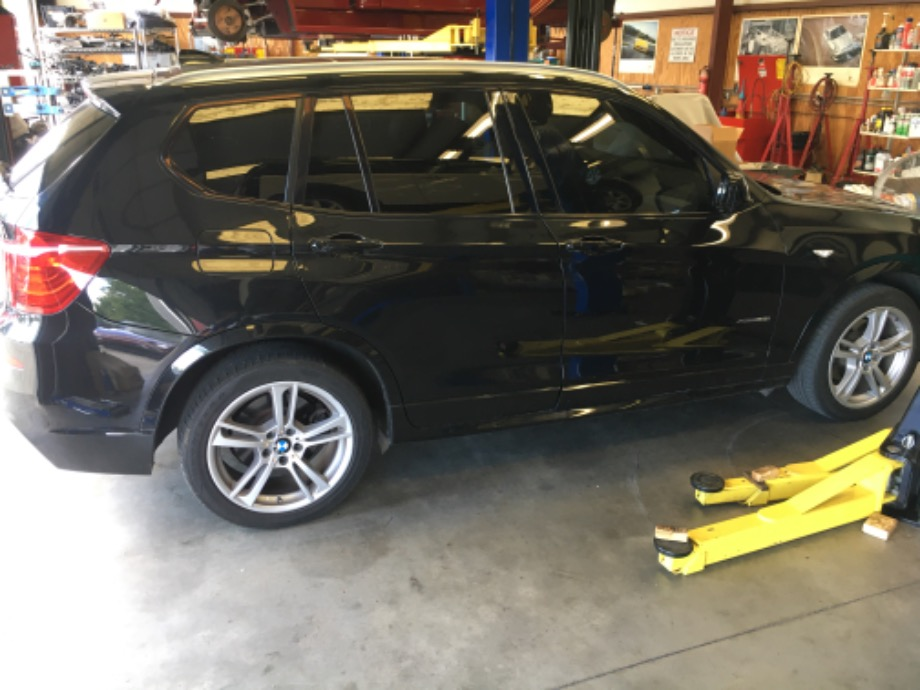 BMW X3 Repair EuroHaus BMW Repair