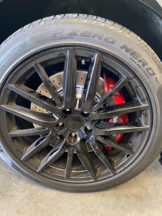 Maserati Ghibli Brake Repair EuroHaus Maserati Repair
