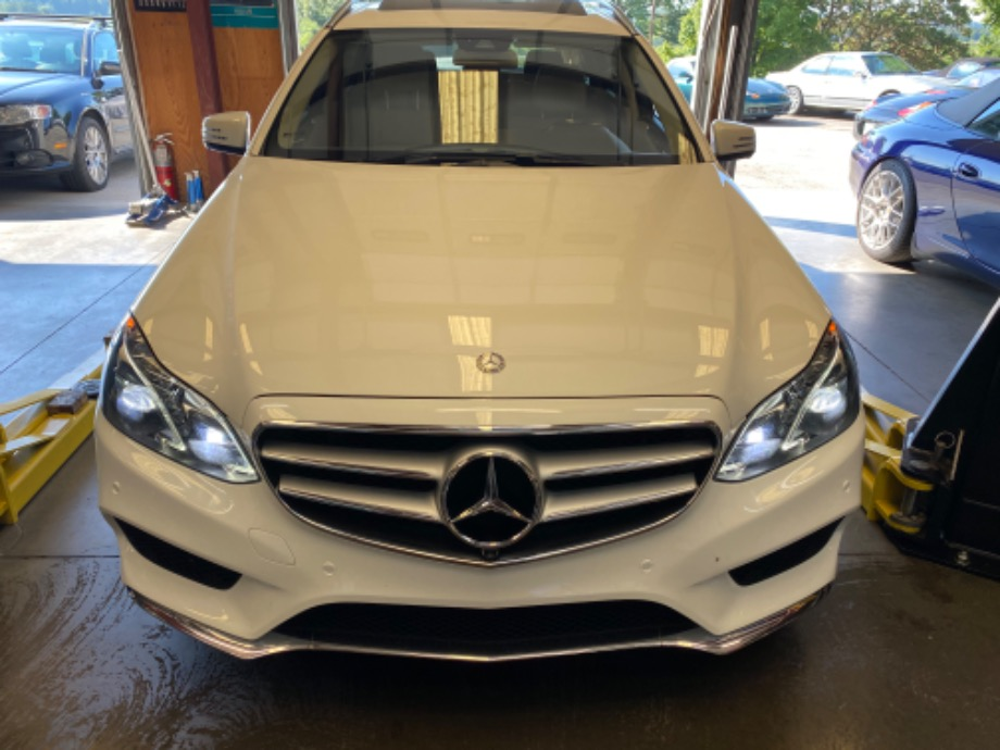 Mercedes E Class Repair EuroHaus Mercedes Repair