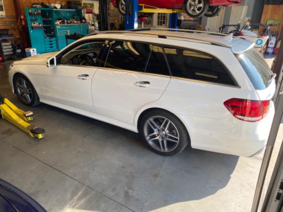 Mercedes E Class Repair EuroHaus Mercedes Repair