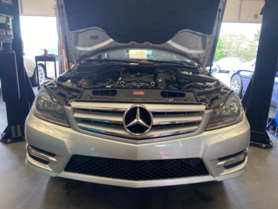 Mercedes Benz C250 Service EuroHaus Mercedes Repair