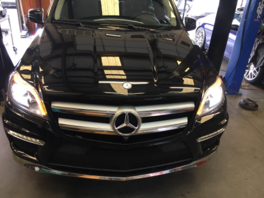 Mercedes Benz GL550 Repair EuroHaus Mercedes Repair