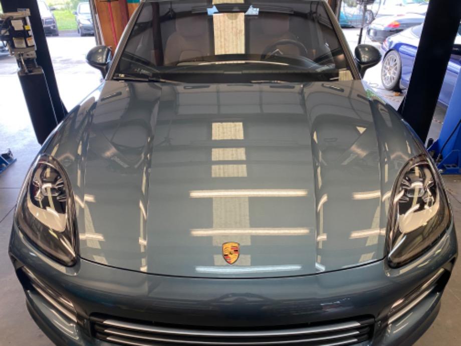 Porsche Cayenne Repair  EuroHaus Porsche Repair