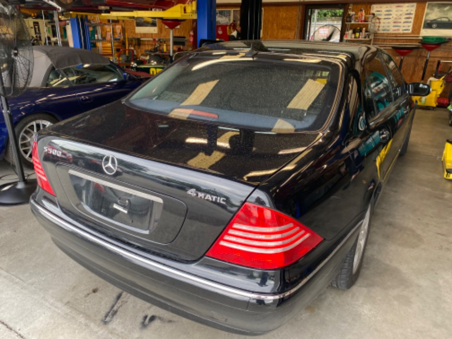 Mercedes Benz S500 Repair EuroHaus Mercedes Repair