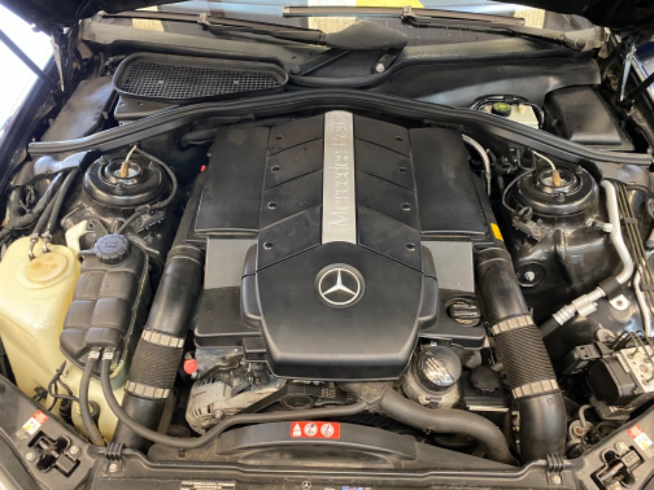 Mercedes Benz S500 Repair EuroHaus Mercedes Repair