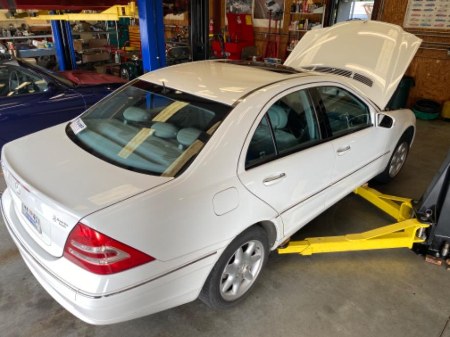 Mercedes Benz C240 Repair EuroHaus Mercedes Repair